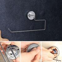 Küchenrollenhalter Edelstahl Rollenhalter Papierrolle Handtuchhalter ohne Bohren