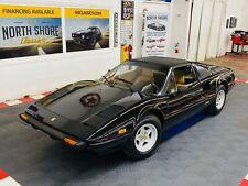 1980 Ferrari 308 Gtsi -Price Drop! - Super Low Miiles - Very Clean Car