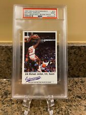 Michael Jordan 1987 Entenmanns 1987 PSA 9