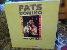 """Fats Domino, """"The Fat Man"""" UK Vinyl LP-TOP 110"""