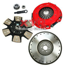 XTR STAGE 3 CLUTCH KIT+SOLID FLYWHEEL 86-95 FORD MUSTANG GT LX COBRA SVT 5.0 302