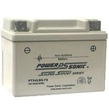 BATTERY JSB GT4L-BS REPLACEMENT  12V 3AH 35CCA FACTORY SEALED PTX4LBS-FS