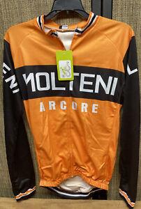 Molteni cycling jersey long sleve large