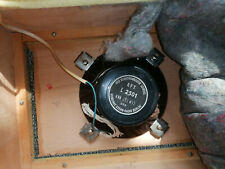 2 DDR RFT Lautsprecher mit L2301 in Boxen 6 Ohm 6 Watt