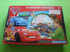 Wissens-Rennen Cars 2 Edition