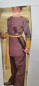 Boy's costume of General Robert E Lee Southern General