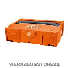 Fein Systainer T-Loc Gr. 1 TL  Orange mit Festool Systainer kompatibel leer