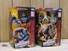 transformers WFC kingdom optimus primal and rhinox Beast wars