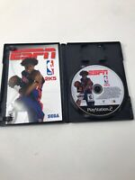 ESPN NBA 2K5 - Playstation 2 PS2 Game - Tested
