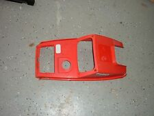 1992 Polaris Trail Boss 350 4x4 ATV Red Front Plastic Nose Piece  (107/5)