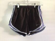 Nike women's running shorts - women's Small - Black/Purple/White/