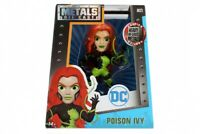 "4"" Jada Die Cast MetalFigs DC Comics Poison Ivy M373"