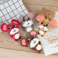 2020 Plush Toy Rat Stuffed Mouse New Year's Gift Christmas Decor Keychain Rin TW