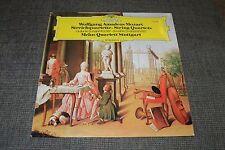 Mozart~String Quartets~Melos Quartett Stuttgart~German IMPORT~FAST SHIPPING!