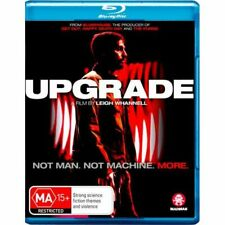UPGRADE (2018) Region B [Blu-ray] Logan Marshall-Green Betty Gabriel