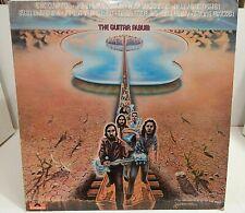 THE GUITAR ALBUM RL Ludwig Eric Clapton Rory Gallagher John Mclaughlin 2 LP NM