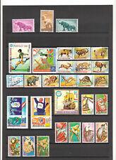 N°40 - GUINEE Espagnole et équatoriale ( 1957-75) timbres neufs et oblitérés