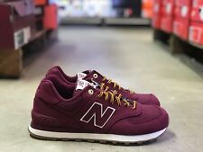 New Balance 574 Mens Outdoor Classic Sedona Red Sneakers ML574HRA NEW Size 6.5