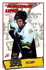 2002-03 Prince Albert Raiders #15 Ratislav Lipka