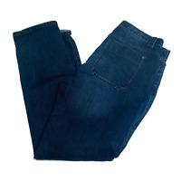 Prana Jeans Womens Size 10 Straight Leg Stretch Cotton Denim Blue Inseam 31