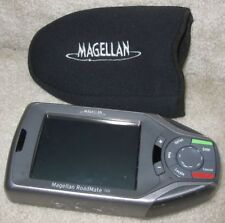 Magellan Roadmate 700 GPS with Protective Case for parts Untested