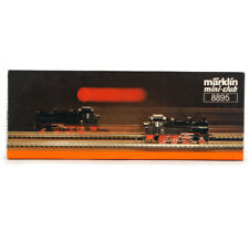 MARKLIN MINI-CLUB 8895 Z GAUGE BR 74 DB Tank Locomotive , Era III