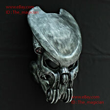 1:1 Scale Movie Prop Replica Halloween Costume Predator Helmet Celtic Mask PD25