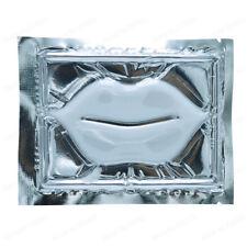 Milky White Lip Mask Crystal Collagen Anti-Ageing Moisturizing Masks Peel Off UK