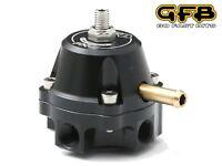 GFB FX-S Series Adjustable Fuel Pressure Regulator FPR 1:1 Rise Rate 2-5 Bar