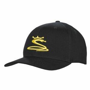 Cobra Golf Tour Snake Snapback Cap Flexfit 110 Moisture Wicking Band Pick Hat