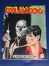 Dylan Dog n. 118 Il gioco del destino. Luglio 1996