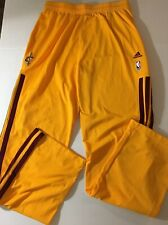Adidas Cleveland Cavaliers Warm Up Tearaways Cavs VTG Button Up Pants 2XL Tall