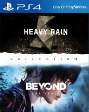 New Sony PS4 Games Heavy Rain and Beyond Two Souls Collection Asia HK Version