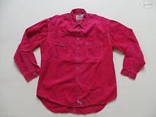 Levi's® Jeans Hemd Jeanshemd Gr. L Rot, hochwertige Markenqualität ! Red Denim !