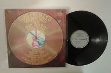 The golden hits of Elvis Presley sung by Big Ross 6 The Memphis Sound LP VG+/VG
