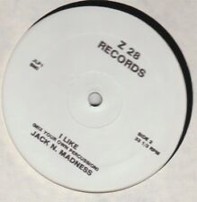 Jack N. Madness ♫♫ Samples Rare Private Boogie