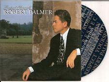 ROBERT PALMER - respect yourself CD SINGLE 2TR CARDSLEEVE 1995 HOLLAND