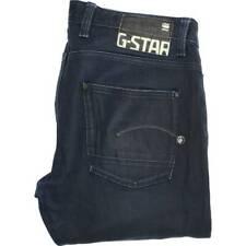 G-Star Defender Men Blue Skinny Slim Stretch Jeans W36 L36 (48055)