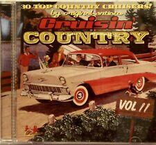 CRUISIN' COUNTRY - Volume #11 - 30 VA Tracks'