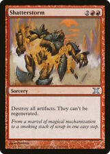MTG X4: Shatterstorm, 10th Edition, U, Moderate Play - FREE US SHIPPING!