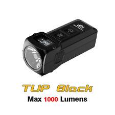 NiteCore TUP CREE XP-L HD V6 LED Rechargeable Pocket Flashlight Torch-Black