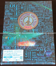 SNSD GIRLS' GENERATION LOVE & PEACE Japan 3rd Tour First Limited Blu-ray+Booklet