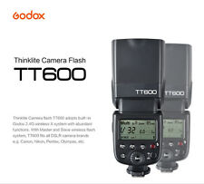 Godox TT600 GN60 2.4G Camera Flash Speedlite for Canon Nikon Pentax Olympus