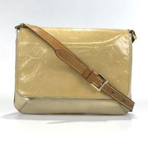 100% authentic Louis Vuitton Monogram Vernis Thompson Street M91008 shou 45-1-a