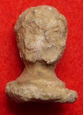 Roman Lead Head