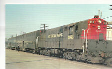 Southern Pacific  #3035  H24-66  Redwood City  CA  Photo 1970  Reprint  PC RR  0