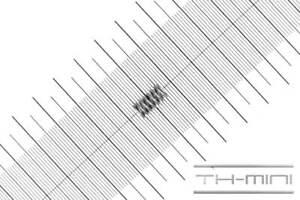 Druckfeder Drahtstärke: 1mm, Außen Ø: 6,3mm, Länge: 12mm, Edelstahl
