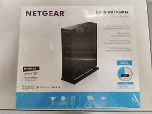 Netgear N300 WNR2000 WiFi Router New & Sealed