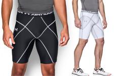Under Armour UA Men's Compression Core Baselayer Shorts - New