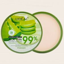 Aloe Makeup Face Pressed Powder Contour Concealer Smooth Foundation Oil-control